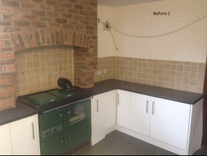 Before1 300x227 Kitchens